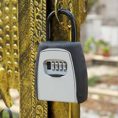 4 Digit Outdoor High Security Hanging Key Safe Box Code Secure Lock-Storage