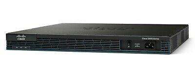 New - never used - CISCO2901/K9 CISCO 2901 ISR  ROUTER