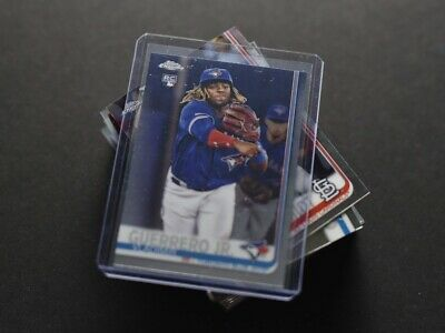 2019 Topps Chrome Update-Base. Pick Your Player. Complete Your Set. #1–100