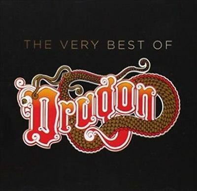 DRAGON The Very Best Of Dragon CD BRAND NEW Greatest Hits