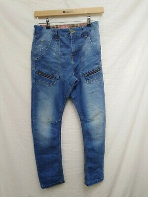 Next Boys 11 Years Denim Blue Jeans #2C3
