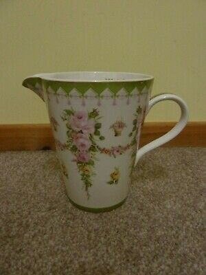 Dingley Dell Powell Craft Floral Measuring Jug 700ml