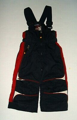 Polar King Insulated Duck Waterproof Black Bib Overalls Toddlers 2T /& 3T NWT