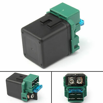 Starter Relay Solenoid Compatible with Honda 1993-03 CBR 900 929 954RR 1991-02 ST 1100