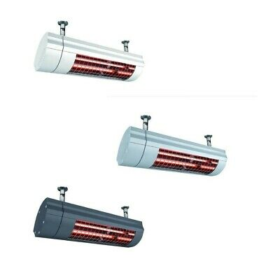 Infra Red Heater solamagic 2000 Watt Eco +IP65 in Different Colors