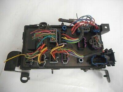 2005-2007  Ford F250 F350SD Interior Fuse Relay Box 5C3T-14A067-AD