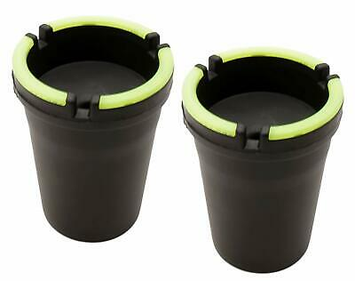 Treasure Co Trio Butt Buckets (2 Pack, 4.3 in) Glow-in-The-Dark Extinguishing