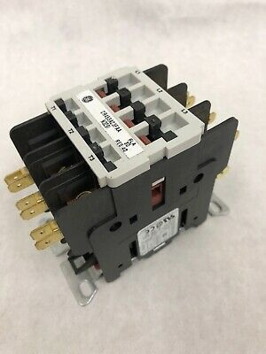 General Electric CR453Cb1AAA 120VAC 25Amp 1 Pole Definite Purpose Contactor