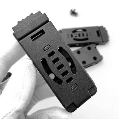Portable K Sheath Scabbard Belt Clip Connection System Clip for Kydex Holster