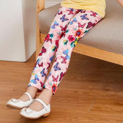 Girls Pants Trousers Children Pants Fashion Trousers Leggings Slim Fit