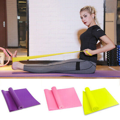 Resistance Loop Bands Mini Band Exercise  Strength Fitness GYM Yoga