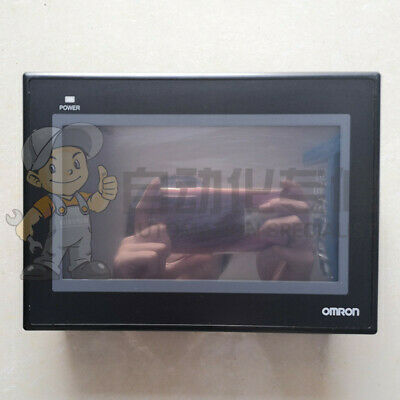 "TOUCH SCREEN PANEL 24VDC FREE SHIP OMRON NEW NB7W-TW00B HMI 7/"" COLOR TFT LCD"