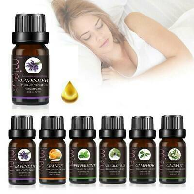 10ml Aromatherapy Essential Oils Natural Pure Organic Essential Oil Fragrances~