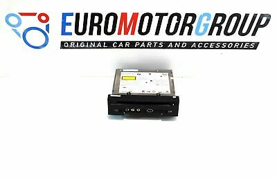 BMW DVD audio player rear cabin 65129290673 F-series