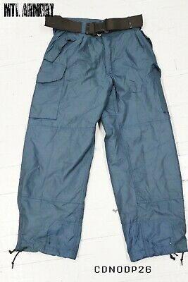 Canadian Forces Goretex Cold Weather Pant Size 7338 Air Force Canada Army