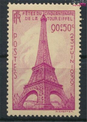 France 448 (complete issue) unmounted mint / never hinged 1939 50 year (9350387