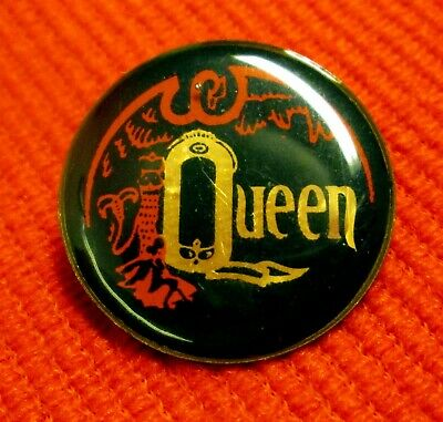 Queen Lapel Pin Freddie Mercury kmgeu