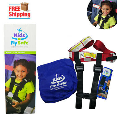 CARES Child Airplane Travel Harness-Cares Safety Restraint System - Free Ship