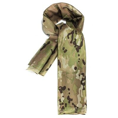 4X(Foulard Echarpe Cheche Cache-Col Camouflage Tactique Militaire Armee Pol W8F9