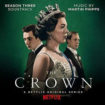 The Crown: Season Three (Soundtrack From The Netflix Original Series) - (NEW CD)