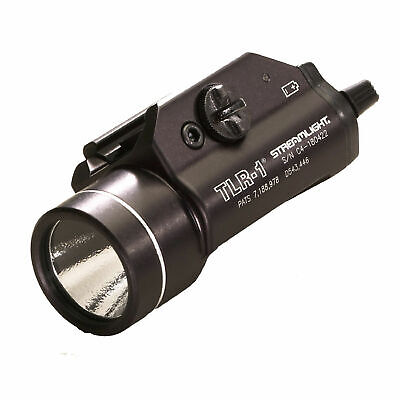 Streamlight 69110 Black TLR-1 Tactical Gun Mount C4 LED Flashlight/Weaponlight