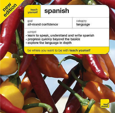 (Good)-Teach Yourself Spanish Double CD 5th Edition (Teach Yourself Complete Cou