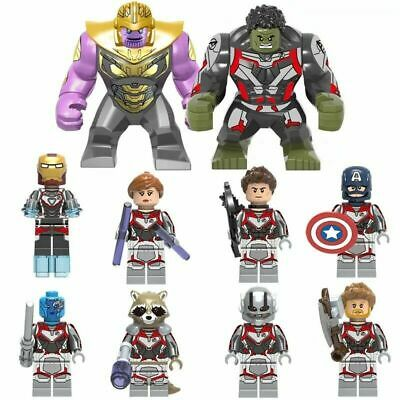 Marvel Movie Horror Film lego Mini Figures Jason,Freddy Chucky Hero Toy story