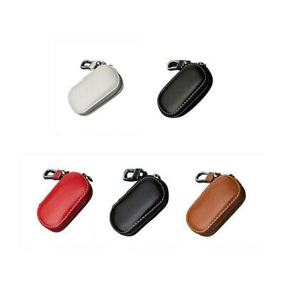 Car Key Fob Signal Blocker Case Faraday Keyless Entry Pouch Guard RFID Bags Cage