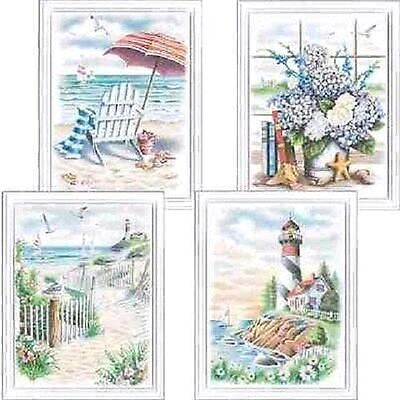 BEACH SCENES  Pencil  By Number Kit Dimensions