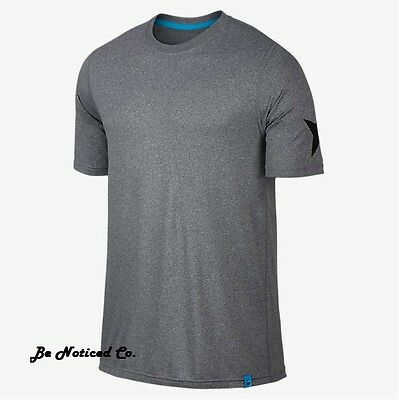 HOMMES NIKE SPORTS Sec Dri Fit Course T Shirt Gym