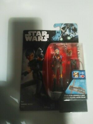 STAR WARS - Rogue One - Sabine Wren - HASBRO 2016 - NEUF