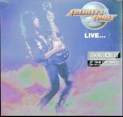 """ACE FREHLEY """"FREHLEYS COMET"""" Rsd Record Store Day Black friday 2019 New & Sealed"""