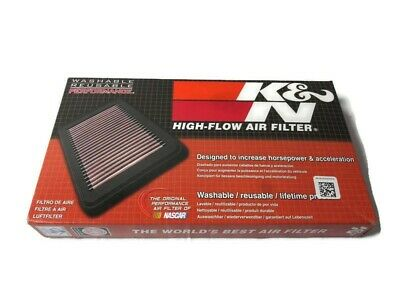 K and N HA-1008 Motorcycle Replacement Air Filter