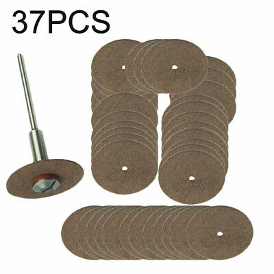 24mm Cutting Wheel Disc+2.35mm Arbor Tools For Slicing Slotting Jewelry Making