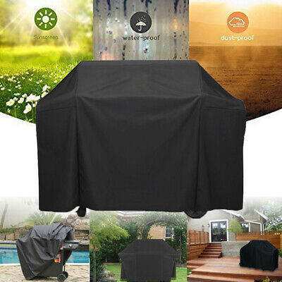 Barbeque BBQ Grill Cover with Storage Bag for Weber 7131 Genesis II Gas