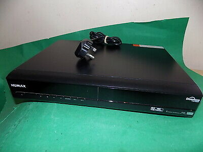 Humax PVR-9200T Duovisio (160GB) DVR Freeview recorder Pause Rewind Live TV