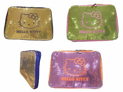 36 x Hello Kitty Sequinned Laptop Sleeve – WHOLESALE DEAL