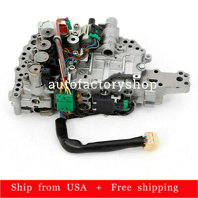CVT Automatic Transmission Valve Body JF010E Fit for Nissan Versa X-Trail Altima 2006-2013 RE0F10A 2.0L USA