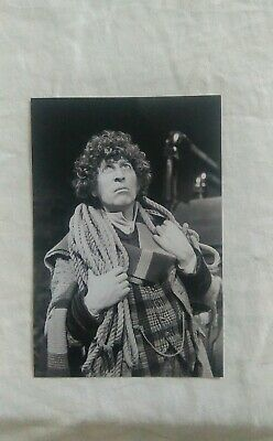 Tom Baker /& Louise Jameson In Person Signed Photo A536 Doctor Who