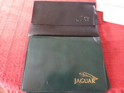 Jaguar X308 XJ8 XJR  HAND BOOK PACK AND WALLETS