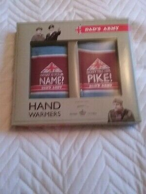 Handwarmers reusable Dad's Army