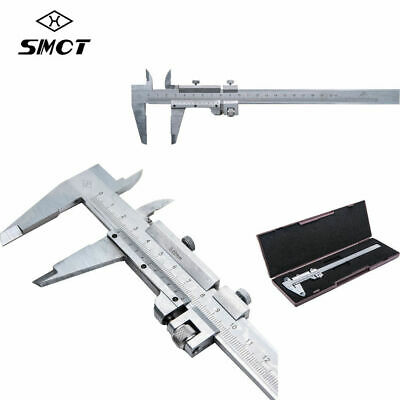 Metric/Imperial 200mm Vernier Caliper Stainless Steel Micrometer Gauge Measuring