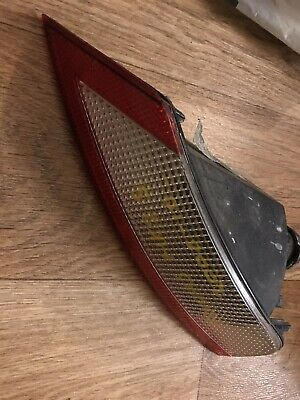 Ford Focus Mk2 Facelift Reverse Light / Reflector Unit (genuine Ford)