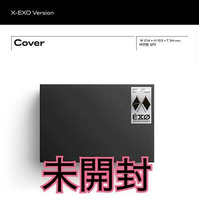 EXO CD regular Vol. 6 album OBSESSION X-EXO ver