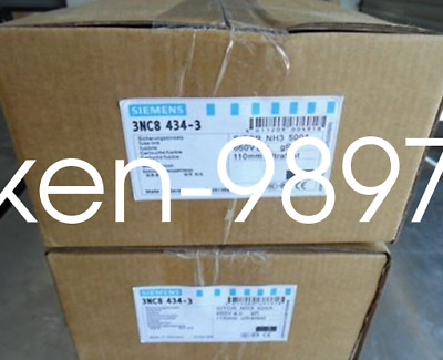 1PC New Siemens 3NC8434-3 500A 660V gR 3NC8434-0C / 3NC8444-3C   #RS8