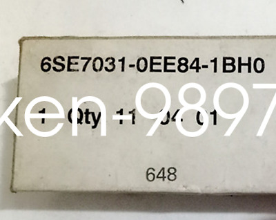 1PC New Siemens 6SE7031-0EE84-1BH0 #RS19