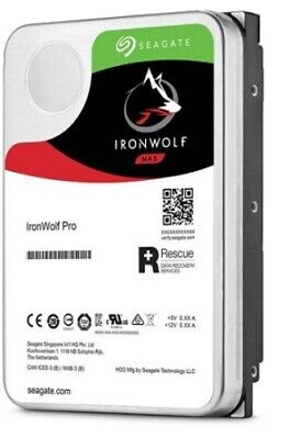 "NEW SEAGATE 8TB, ST8000VN004, IRONWOLF 3.5"" SATA3 NAS HARD DRIVE, INTERFACE:.a."
