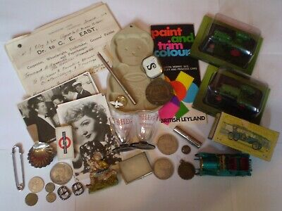 Highly Collectable Job Lot Of Vintage & Collectable Items......lot A