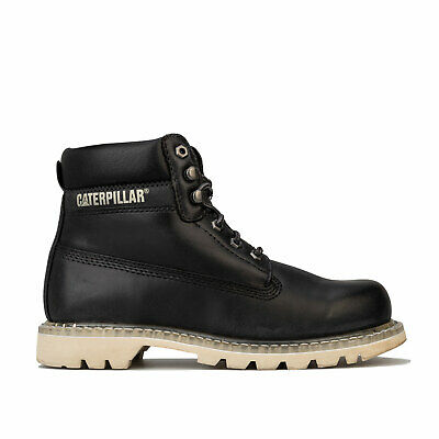 CATERPILLAR COLORADO MENS Cat Honey Wide Fit Ankle Boots