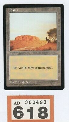 MTG Magic the Gathering - Plains - Promo - APAC Set 2
